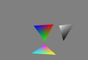 WebGL Lesson One.