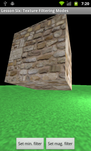 Texture mapping | Learn OpenGL ES